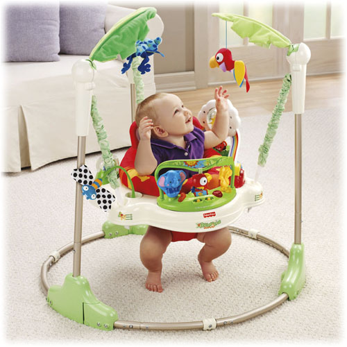 009Jumperoo Fisher Price Rp.145Rb/Bln