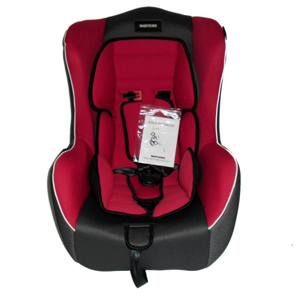 003Carseat Babydoes Merah Rp.10Rb/bln