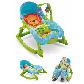 005Bouncer Rocker Fisher Price Rp.100rb/bln