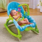 005Bouncer Rocker Fisher Price Lion Rp.100rb/bln