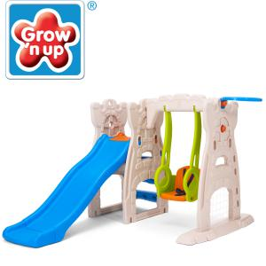 Scramble slide n swing play center Rp.250rb/bln