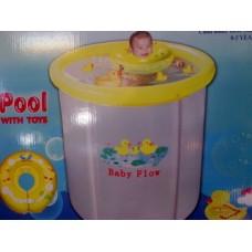 Baby Spa Babyflow Kuning Rp.75rb/bln