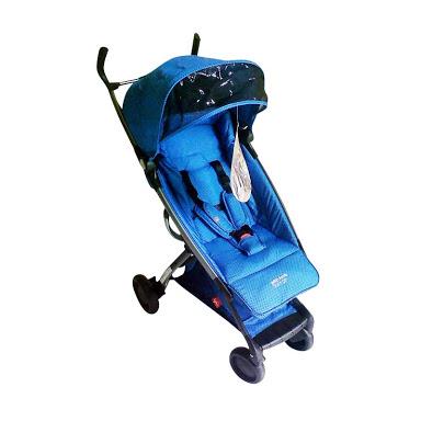 Stroller gb Q fold Biru Rp.150rb/bln