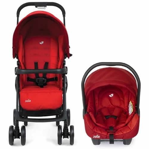 Stroller n carseat joie Rp.230rb/bln