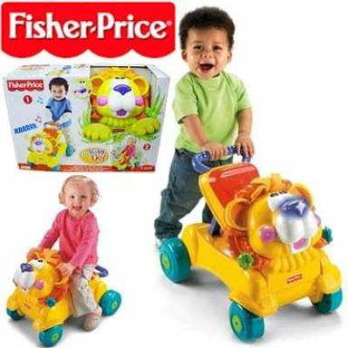 Fisher Price Stride to Ride Lion Rp.90rb/bln