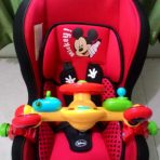 Carseat toddler disney n buggy drive elc Rp.165rb/bln