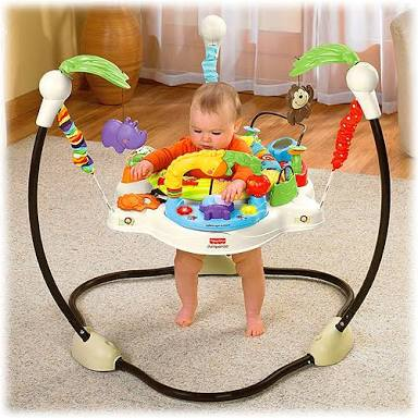 Jumperoo Luv Zoo Fp Rp.245rb/bln