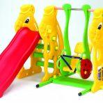 Slide Swing Ching2 Rabbit Rp.250rb/bln