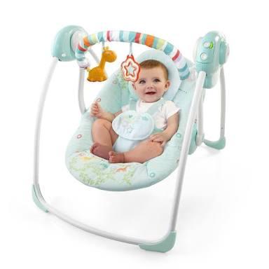 Baby Swing Bright Starts Savanna Dream 110rb/bln