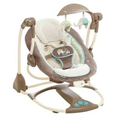 Ingenuity ConvertMe Swing 2 Seat Rp.150rb/bln