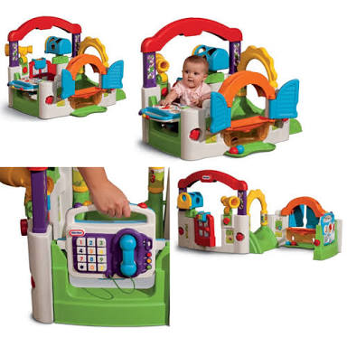 Activity Garden Little Tikes 160rb/bln