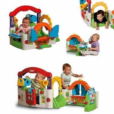 Activity Garden Little tikes Rp.160rb/bln