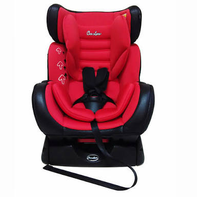 Carseat Cocolatte cl888 Merah Rp.165rb/bln