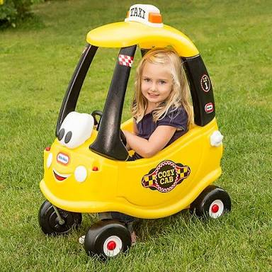 Cozy Coupe Little Tikes Rp.160rb/bln