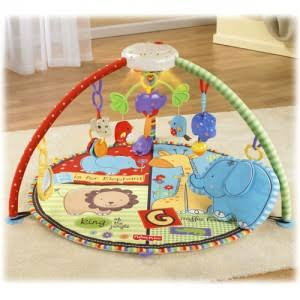 Playmate Luv zoo fisher price 90rb/bln