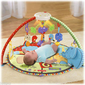 Playgym Luv zoo Fisher Price Rp.120rb/bln