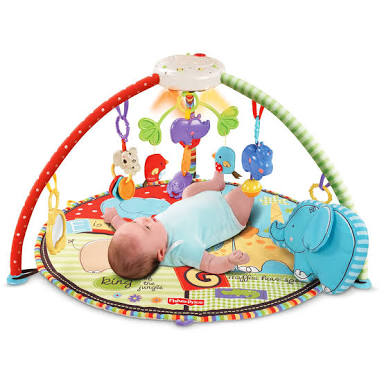 Playgym Luv zoo Fisher Price Rp.90rb/bln
