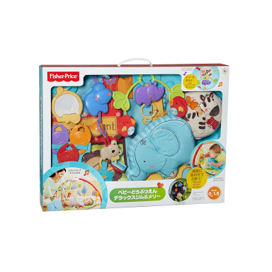 Playmate Luv zoo Fisher Price Rp.90rb/bln