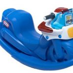 Rocking Police Little tikes 100rb/bln