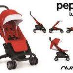 Stroller Nuna pepp scarlet Rp.200rb/bln