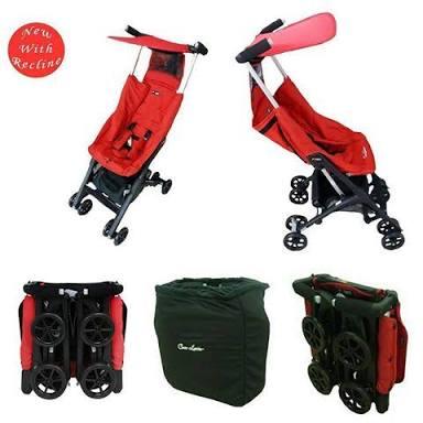 Stroller Cocolatte Pockit 788 Merah Rp.175rb/bln