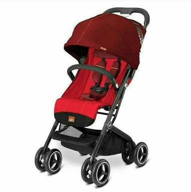 Stroller gb QBit+ Rp.230rb/bln