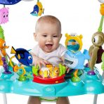 Jumperoo Bright Starts Nemo Rp. 225rb/Bln