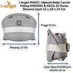 Hipseat I Anggel Magic 7 Rp. 150rb/bln