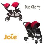 Stroller Joie Evalite Duo Cerry Rp. 300rb/bln