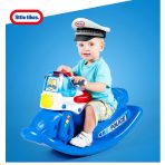 Rocking Police Little Tikes Rp. 100rb/bln