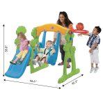 Slide Swing Grow n Up Mini Rp. 200rb/bln