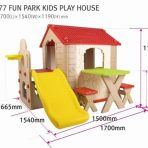 Fun park Haenim Rp. 350rb/bln