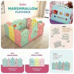 Playroom Ibebe Marsmallow Rp. 185rb/bln
