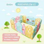 Playroom Ibebe Marsmellow Rp. 185rb/bln
