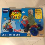 Vtech 2in1 Try to Bike Rp. 120rb/bln