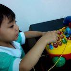 Vtech Pull n Learn Phone Rp. 50rb/bln