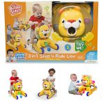 Bright Starts 3in1 Step To Ride Lion Rp. 110rb/bln